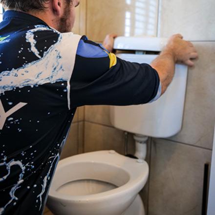 Toilet Plumbing Holland Park